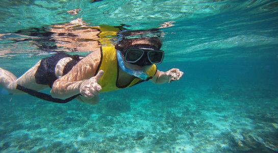 Snorkel en Parque Marino El Garrafón