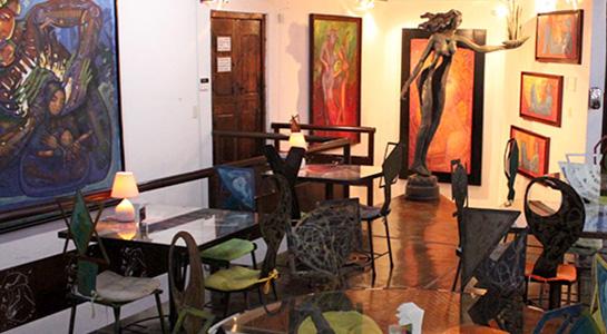 Restaurante y Café Cultural Terrescalli