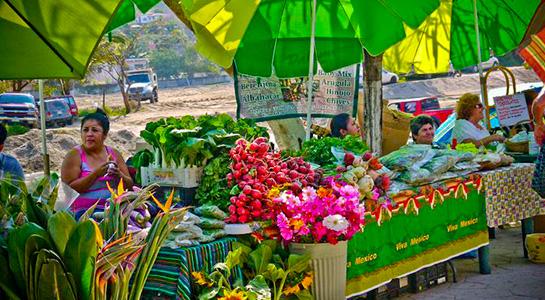 Mercado del Pueblo