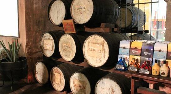 Tequila Herradura Museo Sensorial