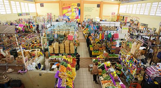 Mercado Álvaro Obregón