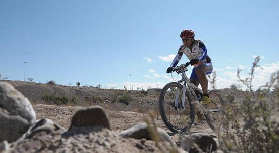 Ciclismo de montaña en Durango