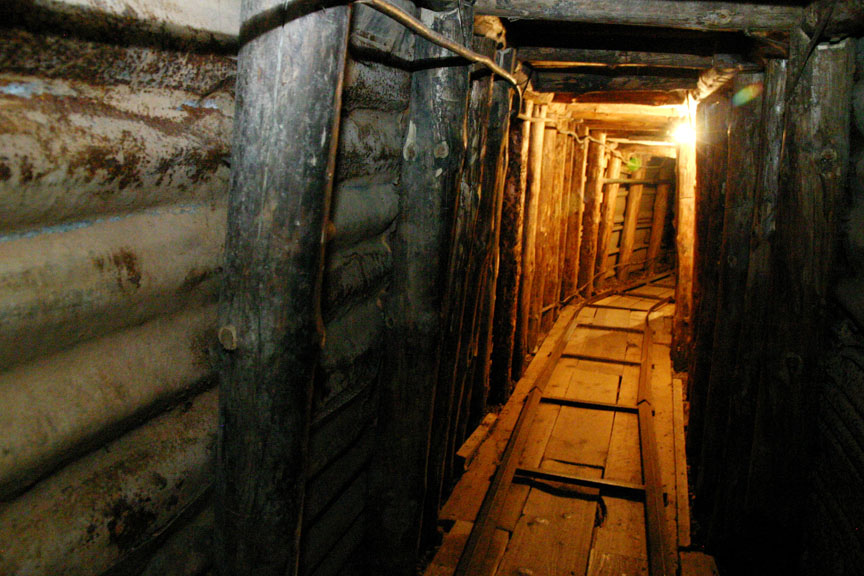 El Túnel turístico San Simón