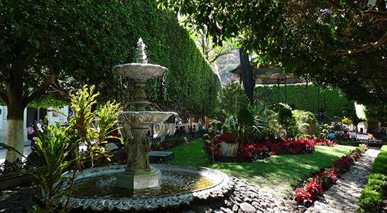 Jardín de la Unión