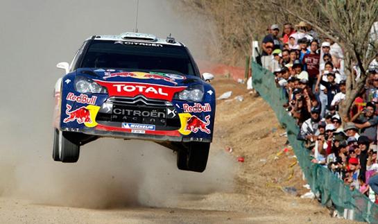 Rally Guanajuato México WRC