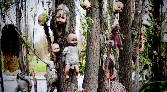 Isla de las muñecas