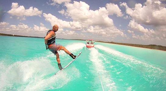 Esquí Acuático en Cancún