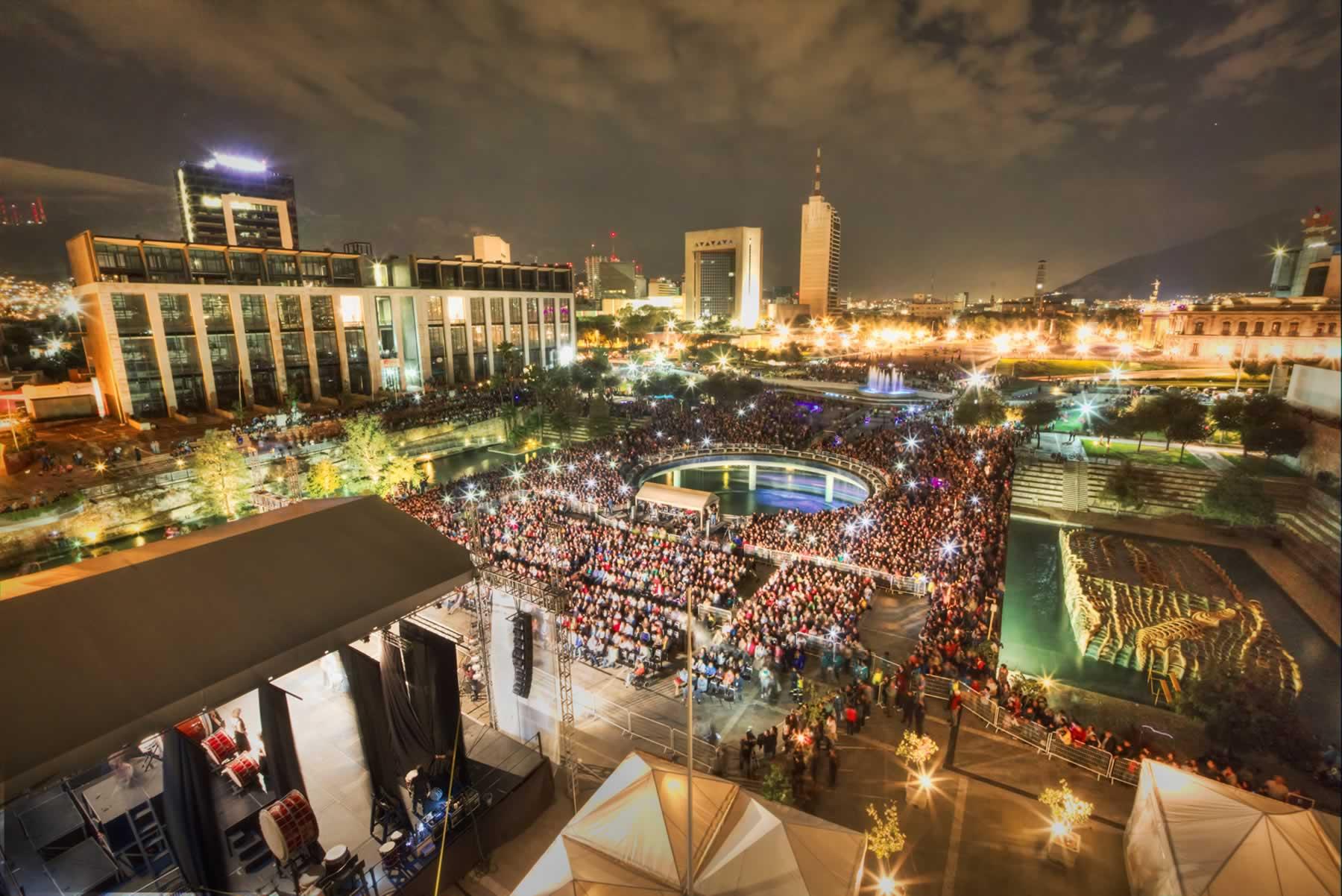 Festival Internacional de Santa Lucía